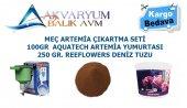 Artemia Çıkartma Seti + 100gr Artemia Yumurtası...