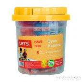 Lets Oyun Hamuru 5 Renk 175 Gr L8100