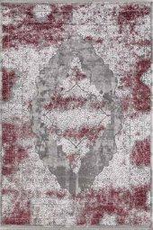Flora Krizantem 1677agl Gül Renk Halı
