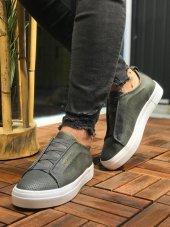 Erb Ch011 Bt Erkek Ayakkabı Antrasit
