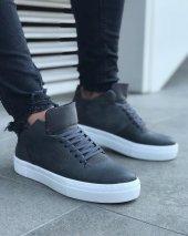 Erb Ch004 Bt Erkek Ayakkabı Antrasit