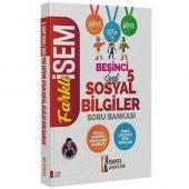 5. Sınıf Farklı İsem Sosyal Bilgiler Soru Bankası İsem Yayıncılık