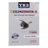 Yks Vip Matematik E.a Sayısal Konu Anl. Soru Bankası Limit Yayınları