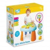 7 Farklı Veceri Bebek Eğitici Aktivite Masası Mgs 3489