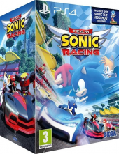 PS4 TEAM SONIC RACING SPECIAL EDITION FİGÜRLÜ