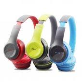Bluetooth Kulaklık Mp3 Fm Solo 2 Beats Model...