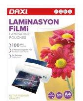 Daxi A4 Laminasyon Filmi 125 Micron 100lü...
