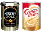 Nescafe Gold 900 Gr + Coffee Mate Teneke 2000 Gr