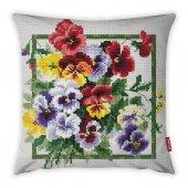 Yeni Nesil Tekstil Dekoratif Kırlent Kılıfı Yk253 K