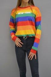 Gökkuşağı Sweatshirt
