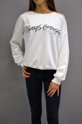 Always Beautiful Sweatshirt