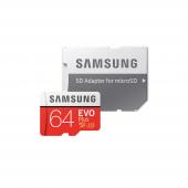 EVO Plus 64GB microSD Hafıza Kartı-2
