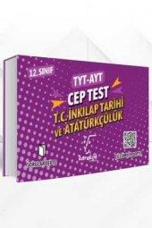 2020 TYT AYT T.C İnkilap Tarihi ve Atatürkçülük Cep Test Karekök Yayınları