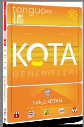Tonguç 8.sınıf Kota Konu Taramaları Türkçe Kotası