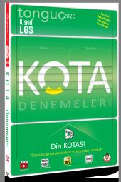 Tonguç 8.sınıf Kota Konu Taramaları Din Kültürü Kotası