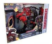 Transformers 5 Turbo Changers Dragonstorm Mega...