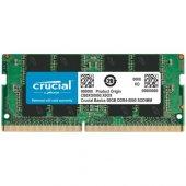 Crucial Basics Ntb 8gb 2400mhz Ddr4 Cb8gs2400 Notebook Ram