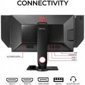 BENQ ZOWIE XL2740 27 240Hz 1msDVI-DL+HDMI+DP G-SYNC 320Nnit COLOR VIBRANCE FHD TN ESPOR  MONİTİTÖR-4