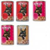 Rokus Köpek Konserve Çeşitleri 5 Adet