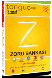 Tonguç 3.sınıf Tüm Dersler Zoru Bankası (2020)...