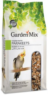 Gardenmix Parakets Papağan Yemi 1000 Gr (10...