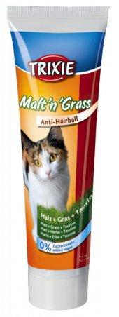 Trixie Kedi Maltı, Çim Ve Taurinli 100gr