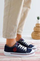 Tarçın Günlük Keten Spor Ayakkabı Trc20 0203