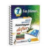 7.sınıf Fen Bilimleri Hazırlayan Defter Çanta Yayınları