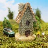 Terraryum İçin Maket Mini Ev 40
