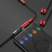Samsung Galaxy Note 10+ (Plus) Type-C to 3.5mm+Type C Kulaklık Ço-8