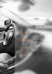 Oppo AX7 Metal Hızlı Araç Şarj Cihazı Micro 3.6A Quick 3.0-9