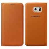 Samsung Galaxy S6 Flip Wallet Kılıf Ef Wg920boegww