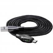 Benks D27 Type C Yılan Şekilli Tasarım Kablo...