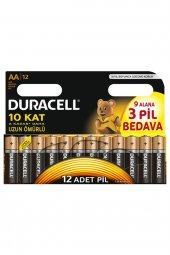 Duracell 12 Li Kalem (Aa) Pil