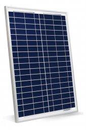 Orbus 100 Watt Polykristal Güneş Paneli