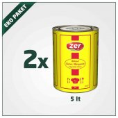 Zer Margarin 5 Lt X 2 Teneke Kutu