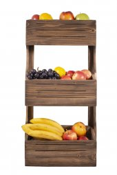 Masif Ahşap Mutfak Meyvelik Ve Sebzelik Mutfak...