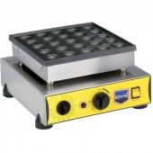 Remta W26 Bubble Waffle Makinesi Elektrikli 25li