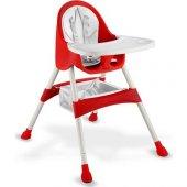 Babyhope Bh7001 Royal Mama Sandalyesi Kırmızı