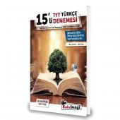 Kafadengi Tyt Türkçe 15li Deneme Seti 2020