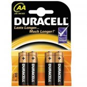 Duracell Aa Kalem Pil (4lü) Paket Fiyat