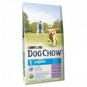 Purina Dog Chow Puppy Kuzu Etli Yavru Köpek Maması 4 Kg Açık