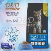 Matisse Kitten Yavru Kedi Maması 2 Kg Açık