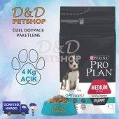 Proplan Medium Puppy Kuzu Etli Yavru Köpek Maması 4 Kg Açık