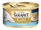 Gourmet Gold Kıyılmış Ton Balıklı Kedi Konservesi 85 Gr