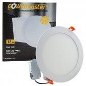 Powermaster 18 Watt Sıva Altı 6500k Beyaz 205mm...