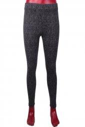 Vikings Jeans Bayan Tayt Pantolon Spor Giyim