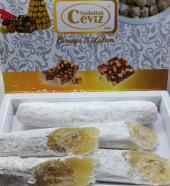 Cevizli Şeker Sucuk 1000 gr (Mersin Posta Pazarı)