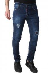 Vikings Jeans Erkek Kot Denim Pantolon 32 Boy 1164