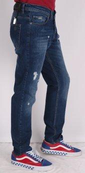 Vikings Jeans Erkek Kot Denim Pantolon 32 Boy 1122